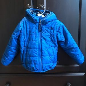 North Face Reversible Jacket 3T